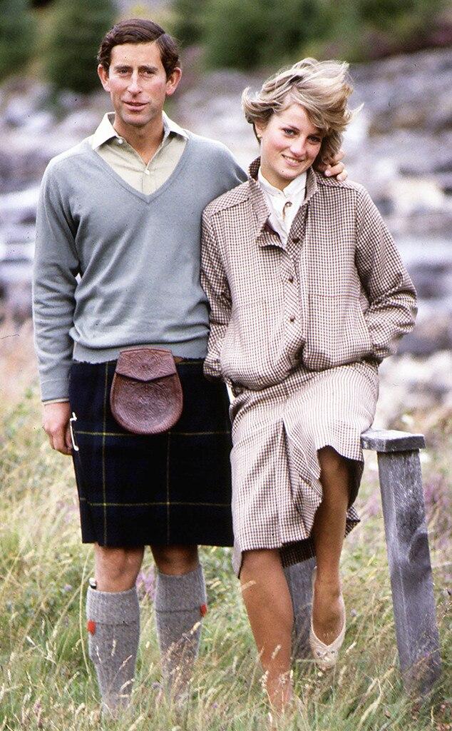 Prince Charles, Princess Diana, Wales, 1981
