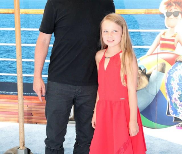 Celebs Attend Hotel Transylvania 3 Summer Vacation Premiere