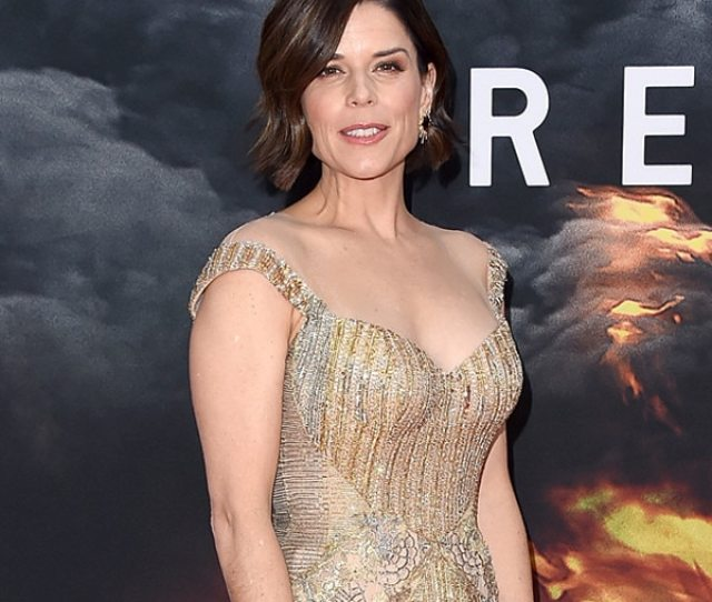 Neve Campbell Reveals How Being A Mom Has Influenced Her Acting E News