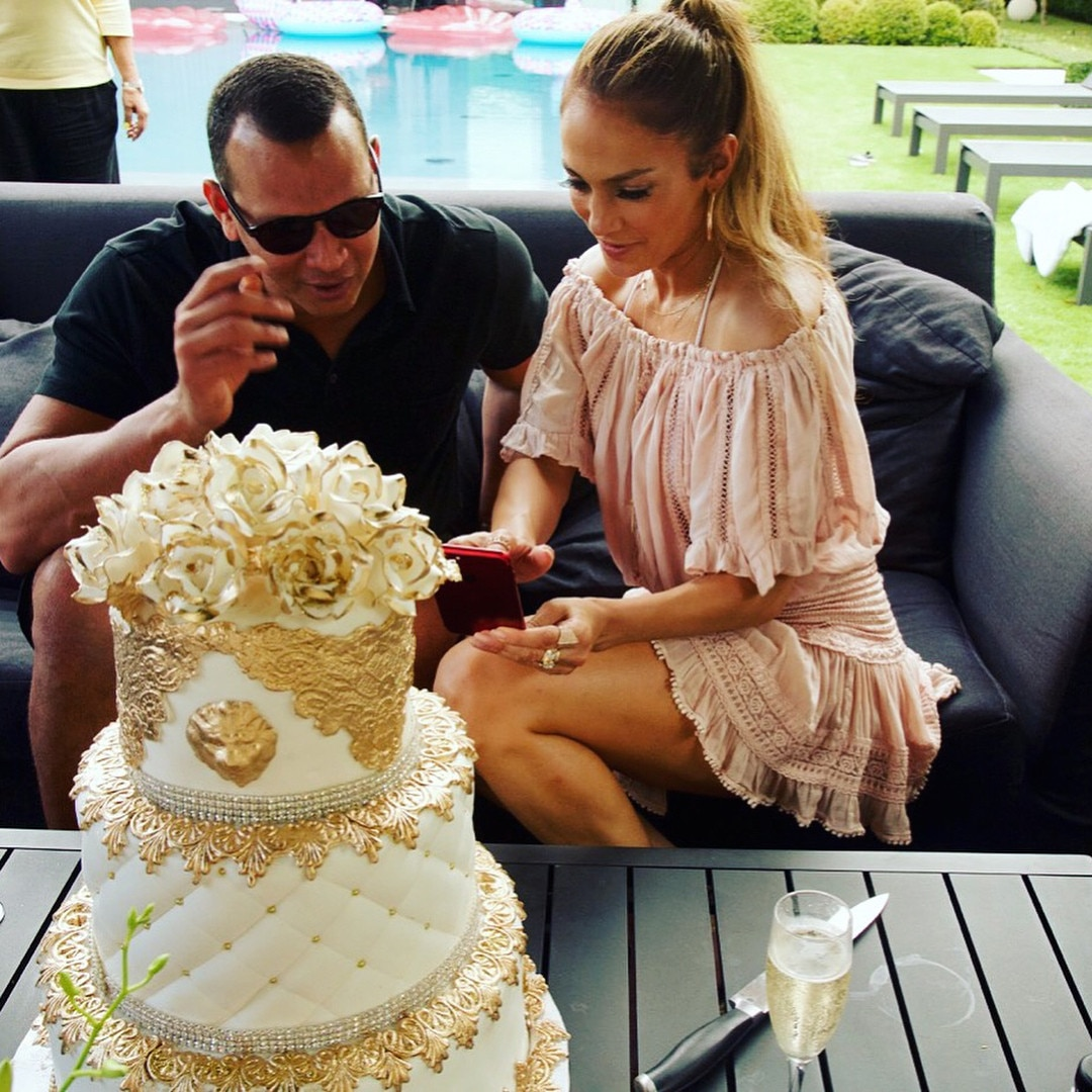 Alex Rodriguez Wishes Jennifer Lopez All The Happiness While Celebrating Birthdays In Bahamas