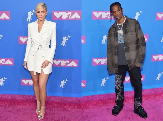 Kylie Jenner, Travis Scott, 2018 MTV Video Music Awards, VMAs