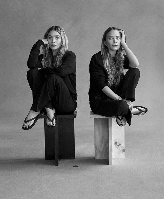 Mary-Kate Olsen, Ashley Olsen, WSJ Magazine