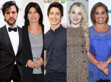 Riverdale cast meet and greets 2018 roster con riverdale 2018 dancing with the stars 2018 season 27 cast revealed meet the celebs and their m4hsunfo