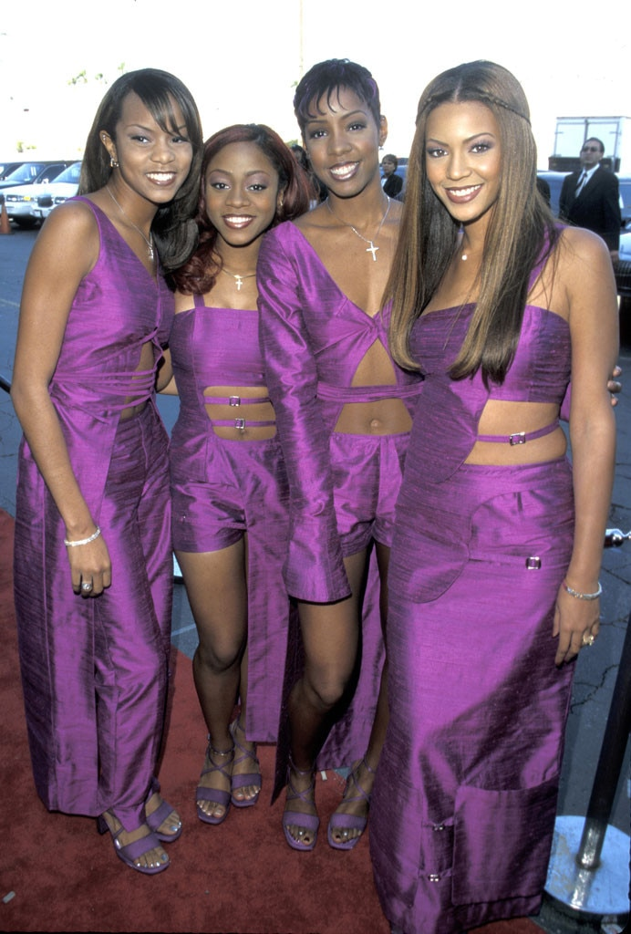 Hold Up! Beyoncé Just Reunited With Destiny's Child's ...