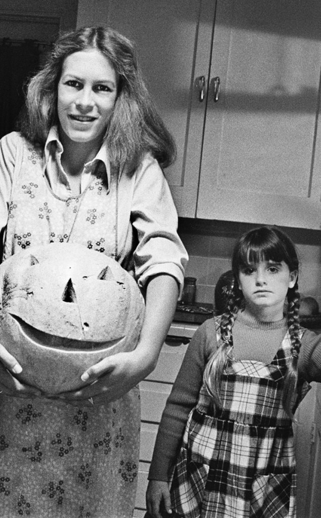 Halloween, 1978, Jamie Lee Curtis, Kyle Richards