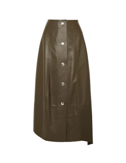 ESC: Fall Leather Pencil Skirts