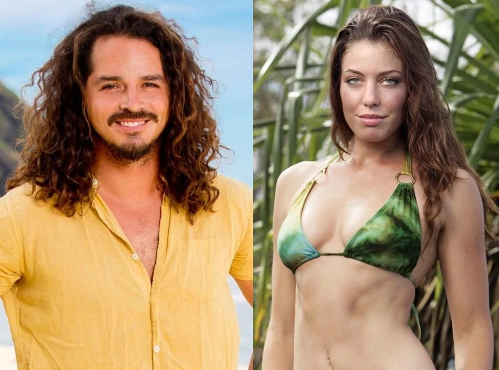Survivor Couples, Ozzy Lusth, Amanda Kimmel