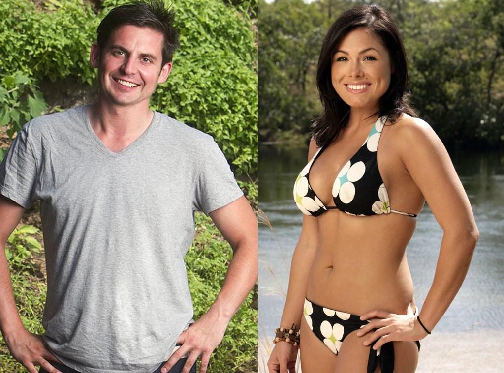 Survivor Couples, David Murphey, Carolina Eastwood