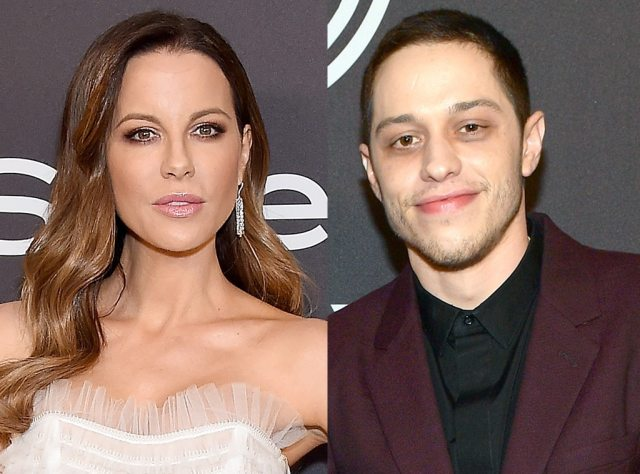 Kate Beckinsale Pete Davidson