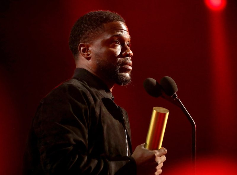 Kevin Hart, Mascella-dropper, 2019 people's Choice Awards Show