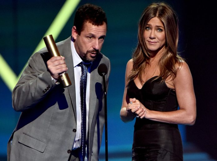 Adam Sandler, Jennifer Aniston, 2019 Peoples Choice Awards, 2019 PCAs, Winners