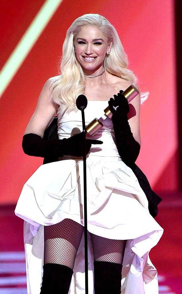 Gwen Stefani, 2019 Peoples Choice Awards, 2019 PCAs, Winners