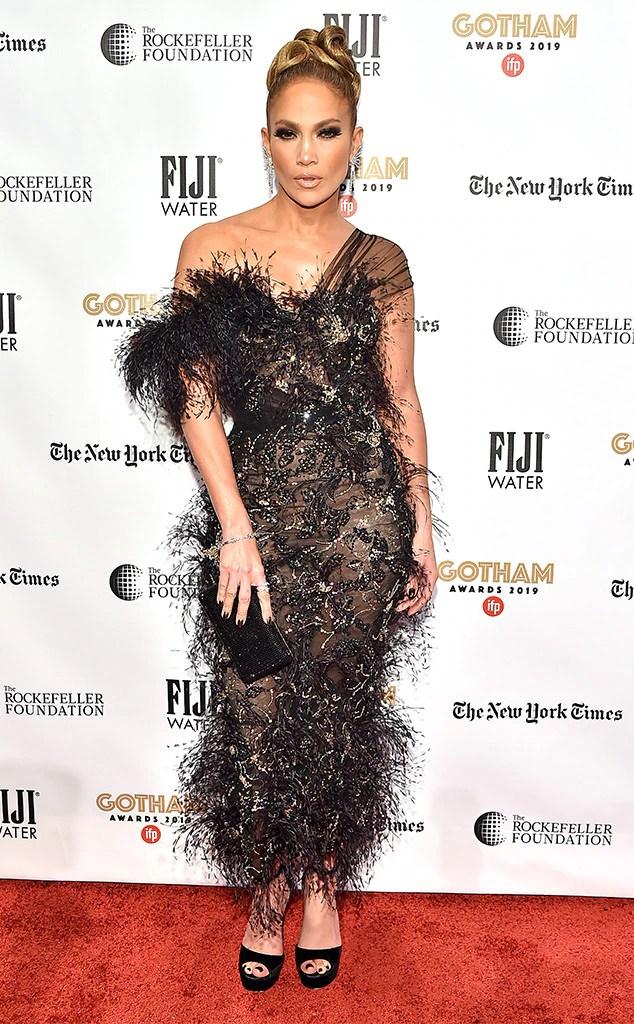 Jennifer Lopez, Gotham Awards 2019