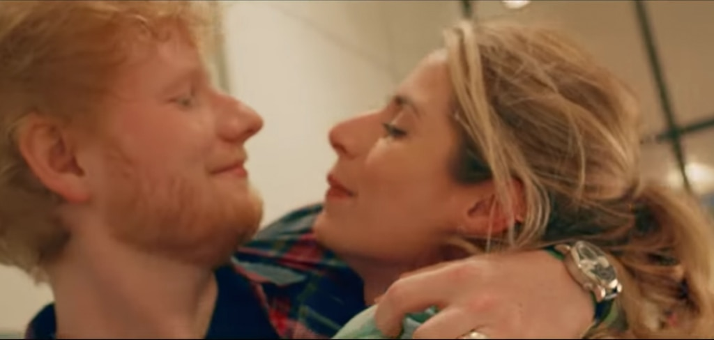 Ed Sheeran And Wife Cherry Seaborn Star In First Music Video Together E Online