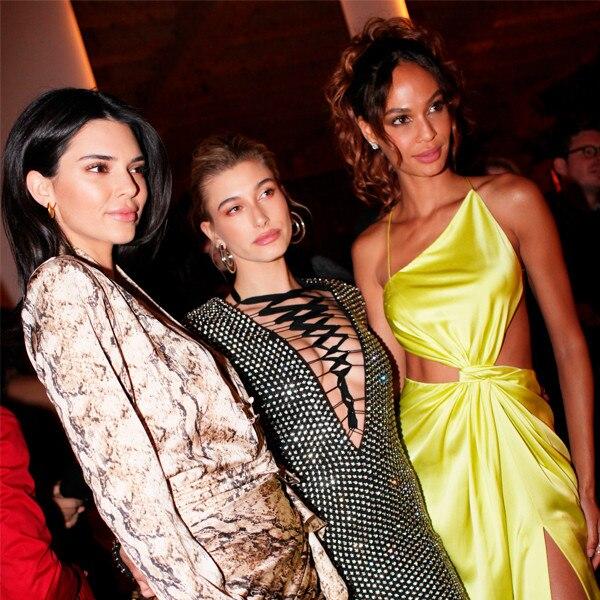 Kendall Jenner, Hailey Beiber, Joan Smalls