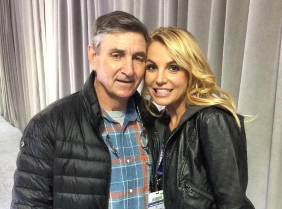 Britney Spears, Jamie Spears Instagram