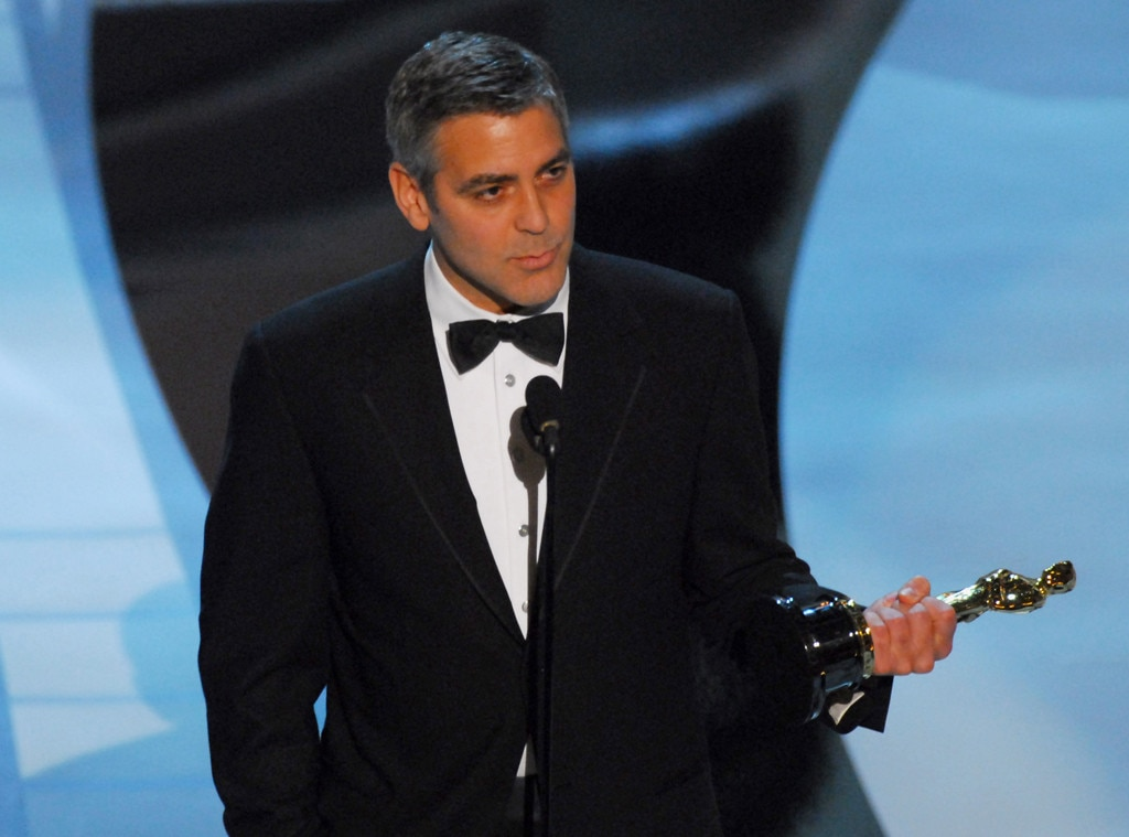 George Clooney, 2006 Oscars