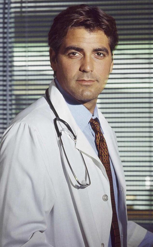 George Clooney, ER