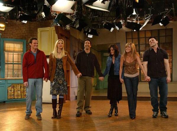 Surprising Secrets of Friends' Final Season Revealed - E! Online - AP