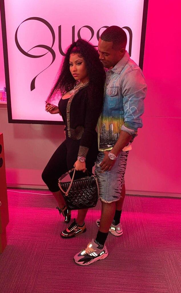 Nicki Real Minaj Husband