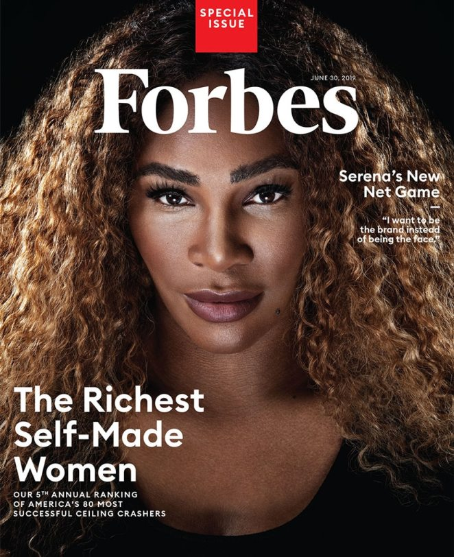 Image result for serena williams forbes