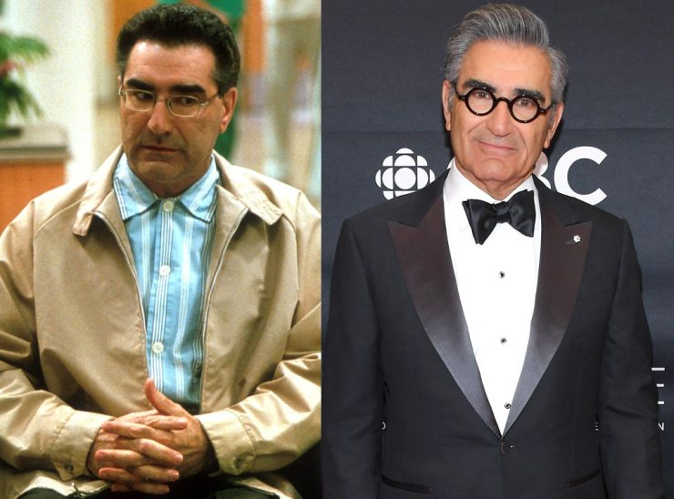 American Pie, Then and Now, Eugene Levy