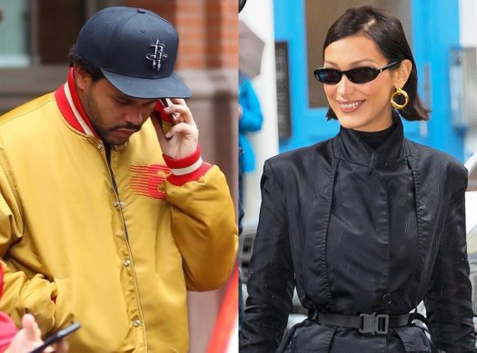 Bella Hadid and The Weeknd Reunite 2 Months After Split ...
