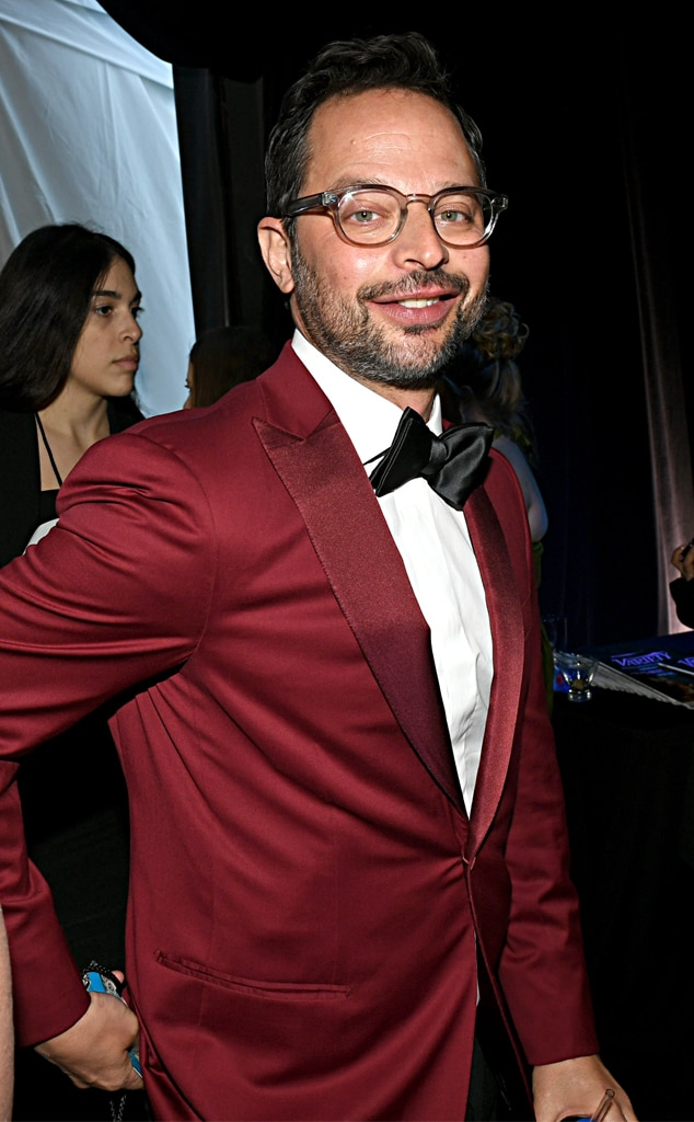 Nick Kroll, 2020 Critics Choice Awards, After Party