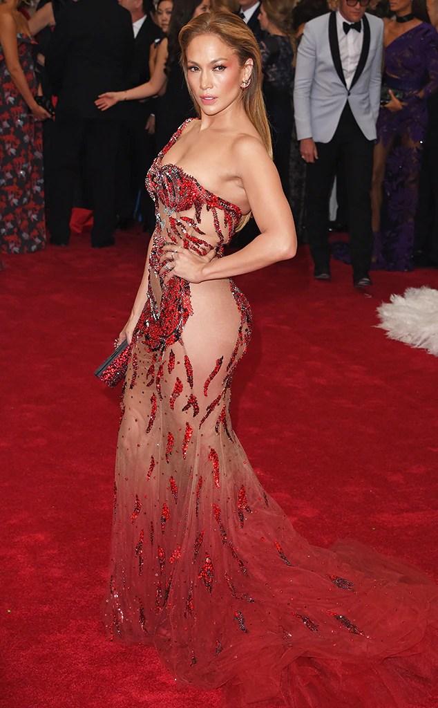 Best looks - Jennifer Lopez, 2015 Met Gala