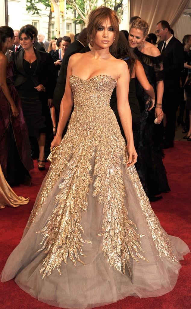 Best looks - Jennifer Lopez, Gala Met 2010
