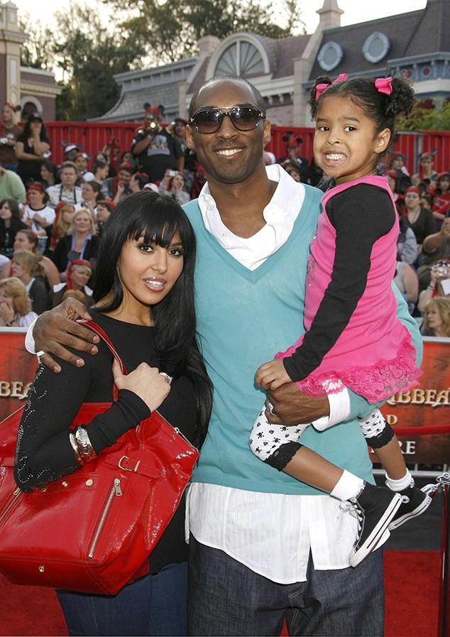 Kobe Bryant Dead at 41: Look Back at His Family Photos ...