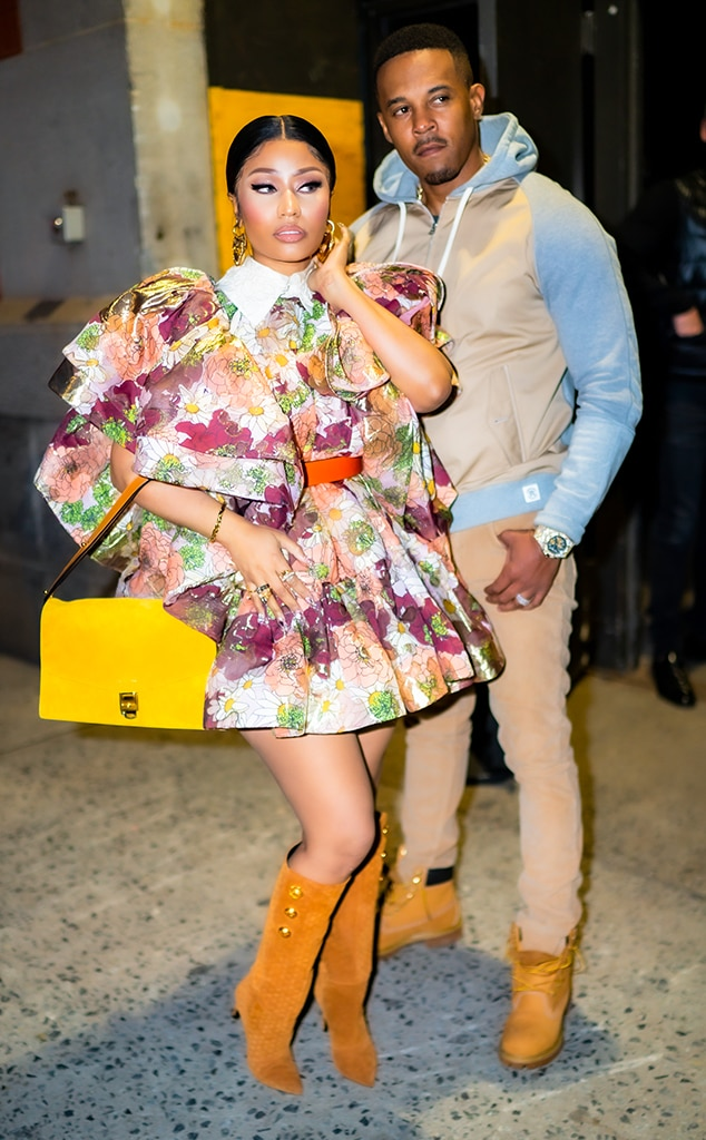 Nicki Minaj, Kenneth Petty, 2020 Fashion Week, Marc Jacobs