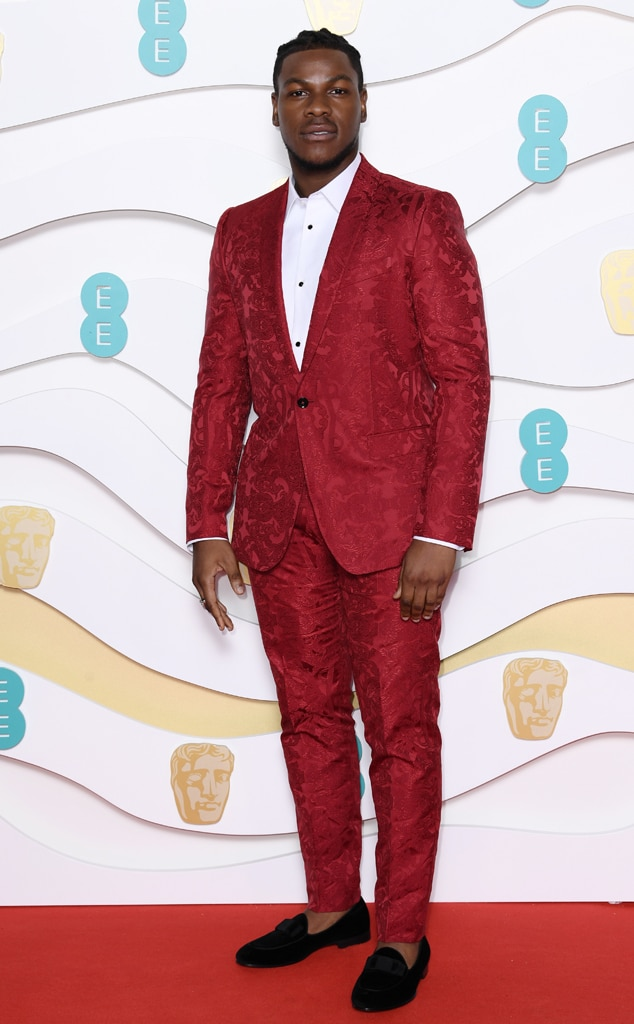 John Boyega, BAFTA Awards