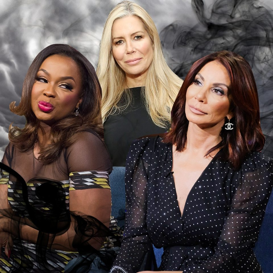 So Nasty And So Rude Real Housewives Most Memorable Villains 24 News Order