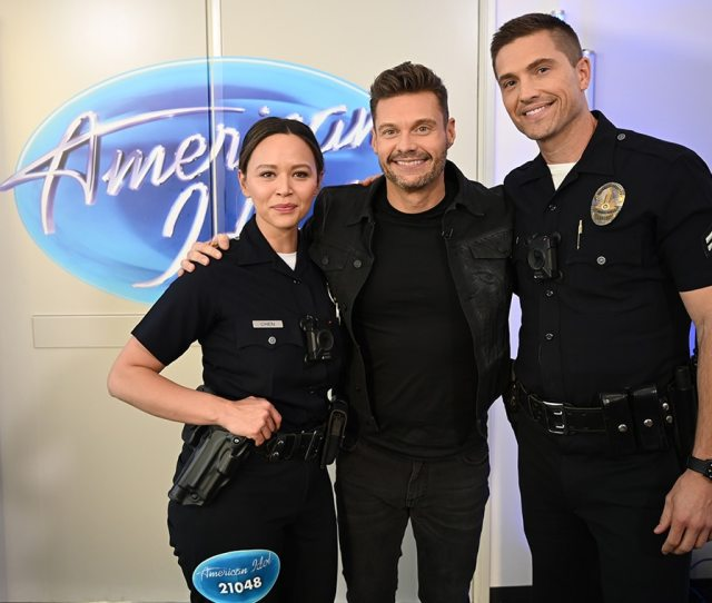 Watch The Rookie And American Idol Cross Over E News