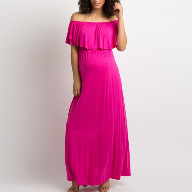 EComm: Affordable ways to bump up your summer maternity look