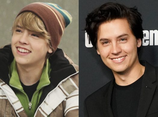 Cole Sprouse - The Suite Life on Deck