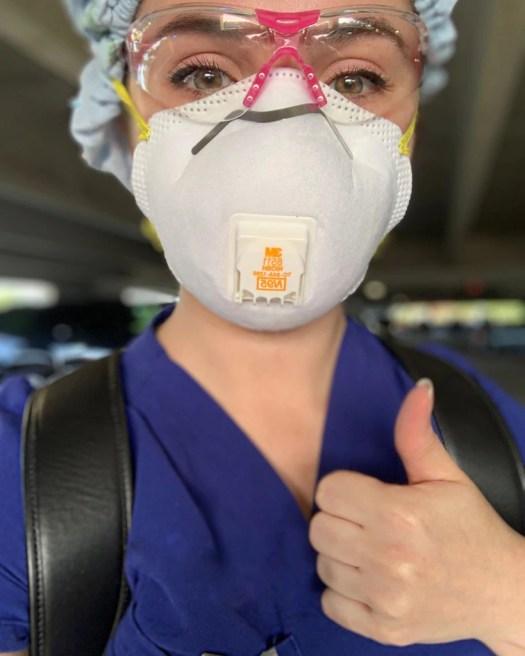 Nurses Day, Nurse Sarah