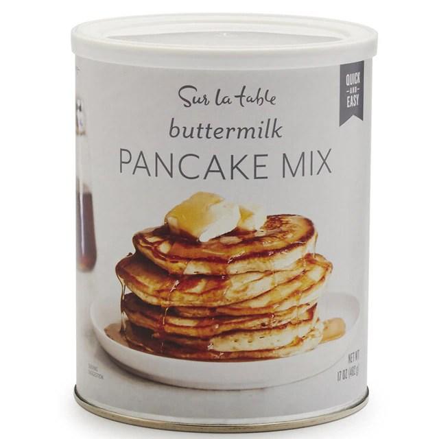 EComm: Pancake Cereal