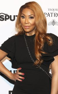 Tamar Braxton Hospitalized After Being Found Unconscious - E! Online