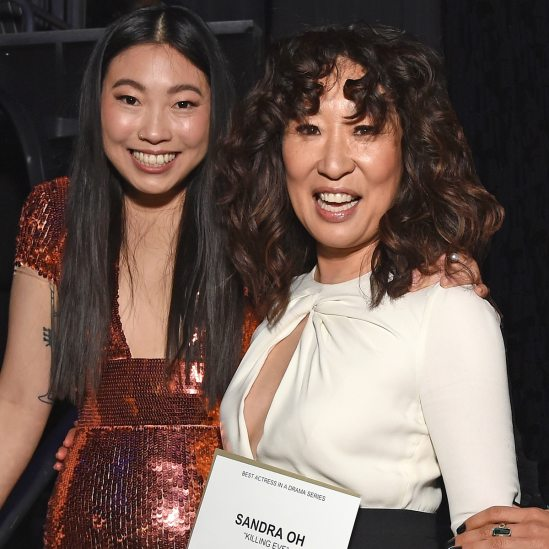 Awkwafina and Sandra Oh Are Set to Play Sisters in New Netflix Movie -  NewsBBT