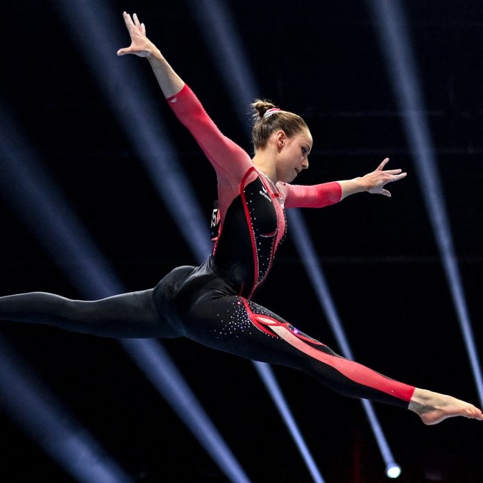 German Gymnasts Debut Olympic Unitards After Taking A Stand In Opposition To Sexualization Within The Sport - E! On-Line