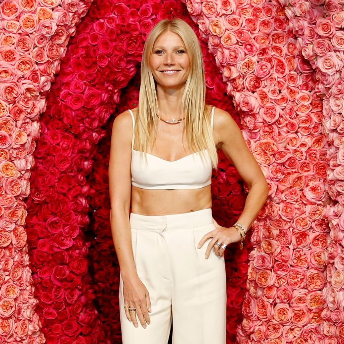 Gwyneth Paltrow Is Giving Love and Sex the goop Treatment - E! Online