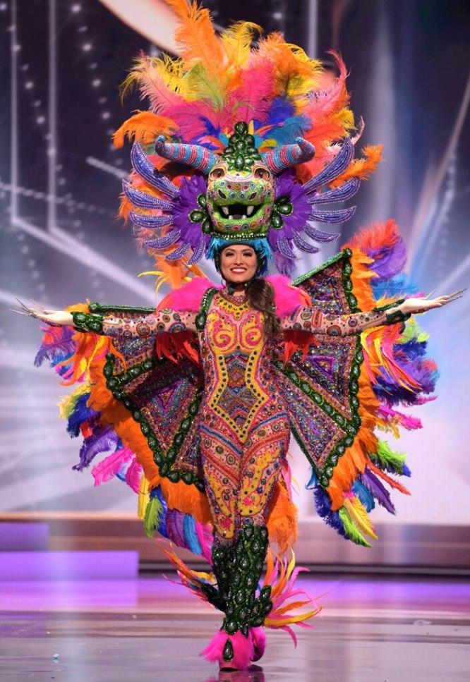 Miss Universe 2021, Miss Mexico, Costumes, Widget