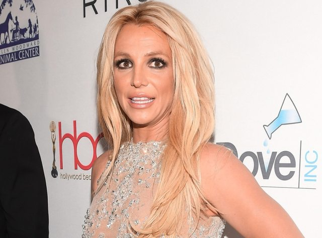 Britney Spears, 4th Hollywood Beauty Awards