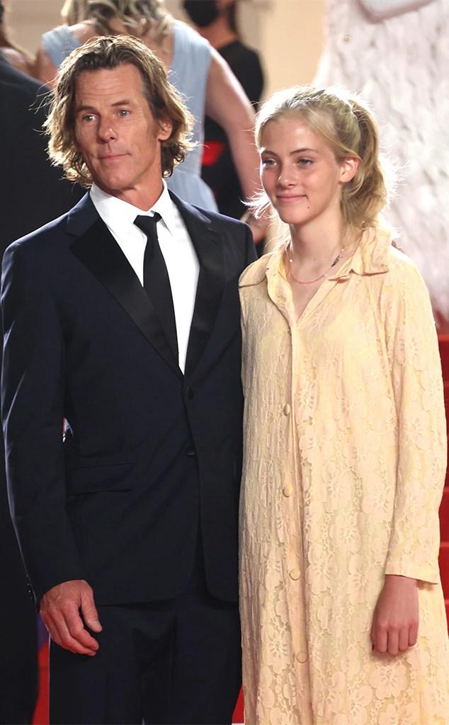 Daniel Moder, Hazel Moder, Julia Roberts Daughter, 2021 Cannes, Sightings