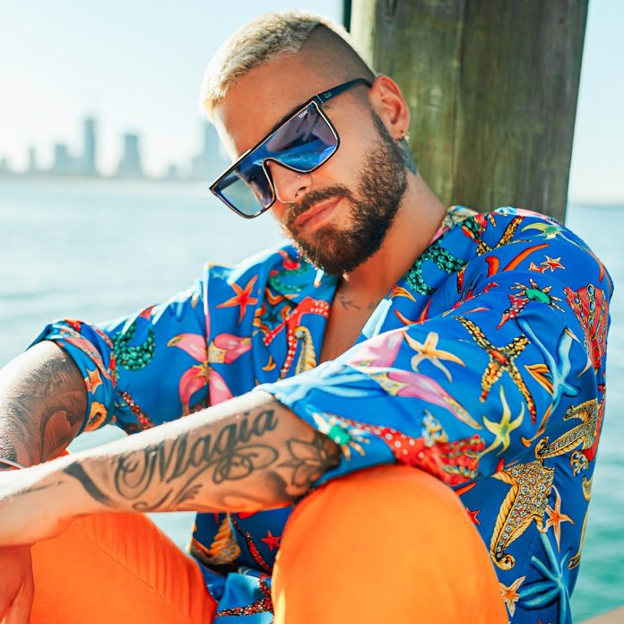 Flip Up The Warmth With Maluma'S Quay Assortment - E! On-Line