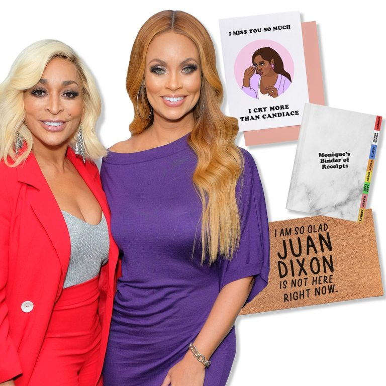 This Is the Shadiest Real Housewives of Potomac Gift Guide