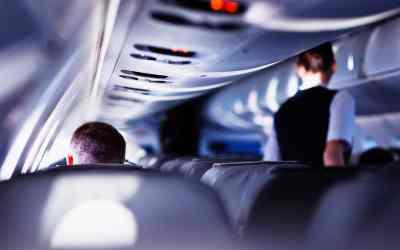 The Thoughtful Flight Attendant