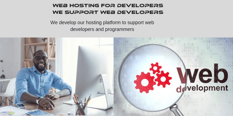 web hosting for dev